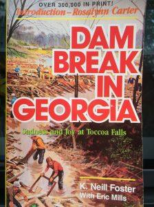 dam break in georgia