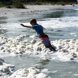 Stop and Feel the Foam