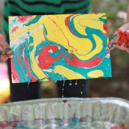How Marvelous! Your Marbling!
