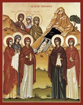 Myrrh Bearing Women