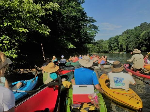 Cheap Field Trip # 4: The Tugaloo River HistoryTour