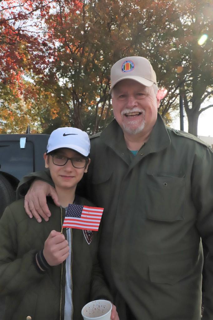 veterans day observers