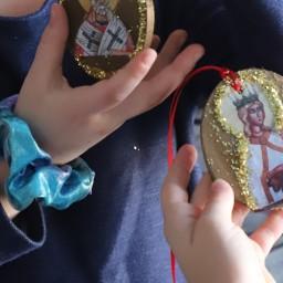 Handmade Icon Ornaments