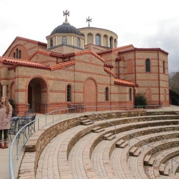 Holy Transfiguration Greek Orthodox Church