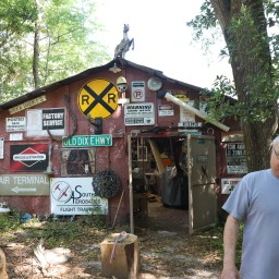 Uncle Rock's Magical Woodshed Tour